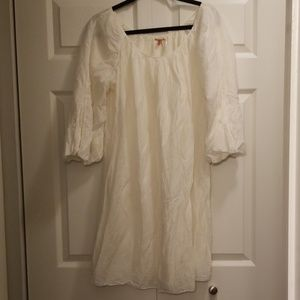 Cotton Tunic Dress